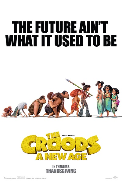 CROODS 2 A NEW AGE IN LDX