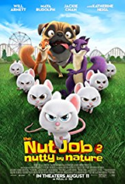 NUT JOB 2 NUTTY BY NATURE