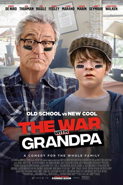 WAR WITH GRANDPA IN LDX