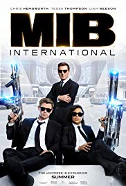 3D MEN IN BLACK INTERNATIONAL