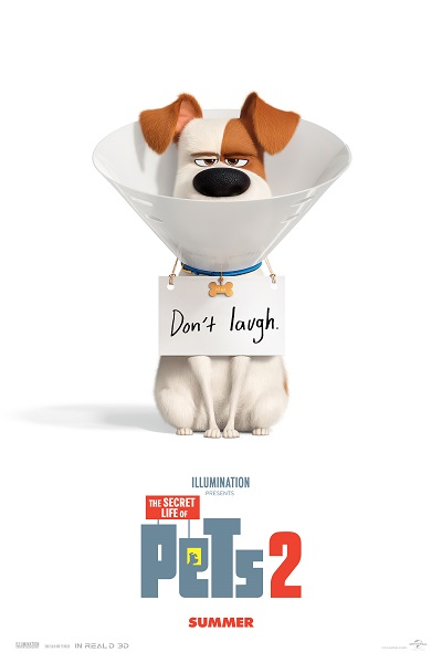 SECRET LIFE OF PETS 2 IN LDX